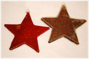 Mod Podge Stars