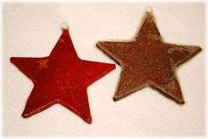 Mod Podge Stars